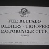National Association of Buffalo Soldiers & Troopers Motorcycle Club Supporting Divas For A Cure